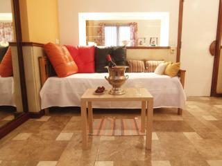 Dream, bright, 1 BED, 3 GUESTS+ WIFI, in  RECOLETA - Buenos Aires vacation rentals