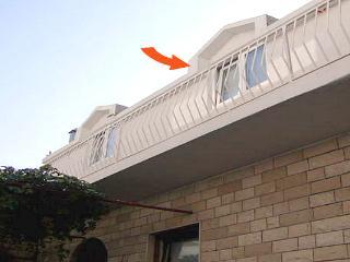 Villa Bonaca - apartment  for family in Dalmatia - Baška vacation rentals