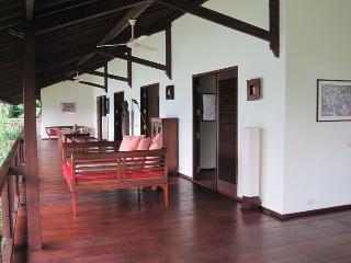 Villa Gamrang - Tropical hide away on West Java - Cisolok vacation rentals