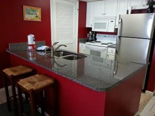 Kitchen - Long Beach Resort 1-402 - Panama City Beach - rentals