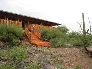Fabulous desert retreat... secluded on 5 acres - Vail vacation rentals