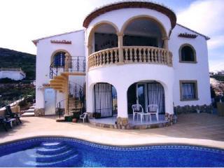 Casa El Casador in Costa Blanca, Alicante - Rafol de Almunia vacation rentals