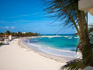 Okol Paraiso A3 - Beach Front - Playa del Carmen vacation rentals