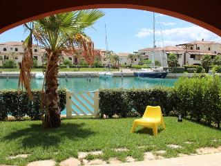 BeachHouse in LuxuryResort with garden and mooring - Policoro vacation rentals