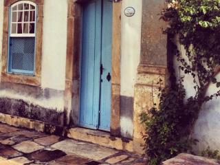 Front door - Casa de Hospedagem em Ouro Preto / Guest House in Ouro Preto - Brazil - Ouro Preto - rentals