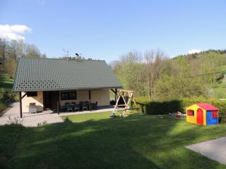 Cottage ELSA (3 bdr. / 1-10 people / year round) - Plzen vacation rentals
