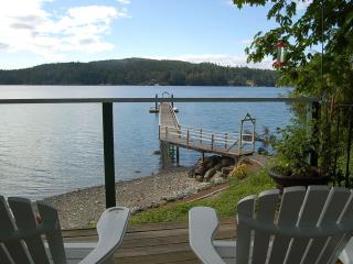 Private Waterfront Cottage - Shawnigan Lake vacation rentals