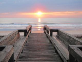 Oceanfront Retreat -  Cheerful Beach Getaway! - Ormond Beach vacation rentals