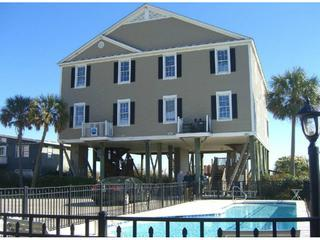 Oceanfront 6 Bedroom or 12 Bedroom Duplex w/ Private Pool - Image 1 - Myrtle Beach - rentals