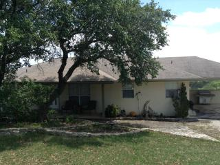 Gorgeous Views! Summer Vacation in Hunt,TX! - Hunt vacation rentals