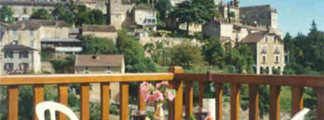 Balcony - Les Lucarnes - Belves - rentals