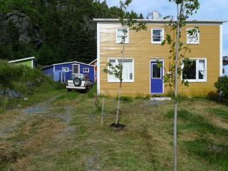 EAST COAST NEWFOUNDLAND COTTAGE BY THE SEA - Tors Cove vacation rentals