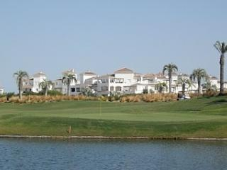Luxury penthouse on golf course - Torre-Pacheco vacation rentals
