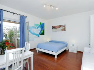 St. Peter's Studio Blue - Charming and bright apartment in Rome's San Pietro - Rome vacation rentals