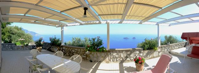 Wonderful house on the Amalfi Coast between Sorrento and Positano - Image 1 - Piano di Sorrento - rentals