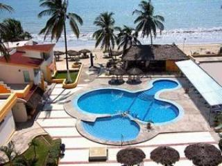 Bucerias,Costa Dorada 101, beachfront  ,$1190week - Bucerias vacation rentals