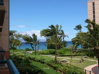 View from the lanai - Honua Kai Konea 244 - Ka'anapali - rentals
