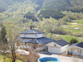Vacation house with panoramic view in the hearth of Fjord Norway - Flåm vacation rentals