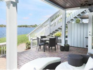 Just steps from the water with stunning sunset views - Saint Petersburg vacation rentals