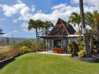 Punaluu Black Sand Beach, Big Island, Hawaii - Big Island Hawaii vacation rentals