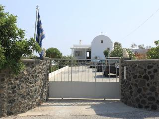 SANTORINI GRACE VILLA UNIT FOR 8 - Tholos vacation rentals