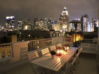 Cozy Times Square Skyline - New York City vacation rentals