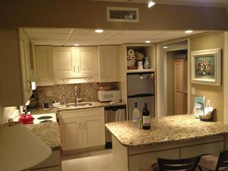 Granite & Onyx Kitchen - Spectacular Ocean Views in North Ocean City - Ocean City - rentals