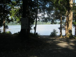 Nice Cottage with Deck and Internet Access - Shawnigan Lake vacation rentals