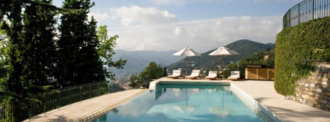 heated swimming pool - tigullio - Portofino - rentals
