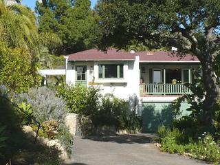 Santa Barbara Riviera Romantic Ocean View Home - Santa Barbara vacation rentals