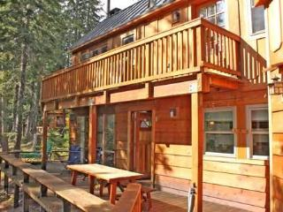 Cozy 3 bedroom House in Tahoe City - Tahoe City vacation rentals