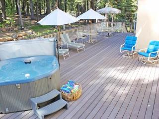 3 bedroom House with Internet Access in Tahoe City - Tahoe City vacation rentals