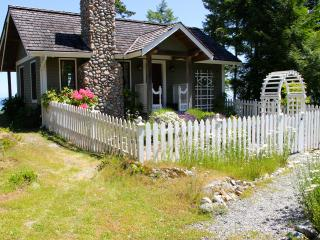 A Fairy Tale Cottage Overlooking the Sea - Salt Spring Island vacation rentals