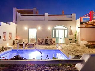 Blue Villas | Zephyros | Spectacular new villa - Vourvoulos vacation rentals
