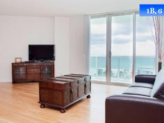 Sea View Apt For 6 In Hollywood Beach - Hollywood vacation rentals