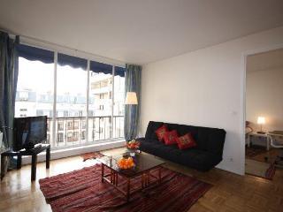 1 Bedroom Eiffel tower maison de la radio - Paris vacation rentals