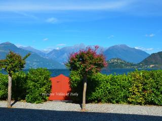 Lake Como Luxurious Lake Front Villa Mariella - Lake Como vacation rentals