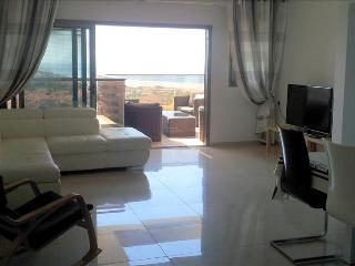 Chic, Strictly Kosher 2 Bedroom Apartment with Sea View, Ir Yamim- EM03 - Netanya vacation rentals