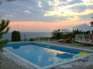 Villa Alex with a view to Ionian Sea! - Preveza vacation rentals