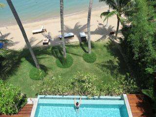 VILLA M Bophut -Luxe beachfront paradise Koh Samui - Koh Samui vacation rentals