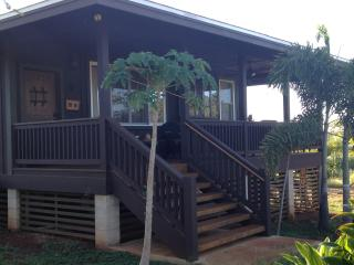 Lovely Cottage with Deck and Internet Access - Waianae vacation rentals