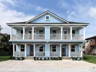 Avery 's Ocean View New Construction Duplex - Saint Augustine Beach vacation rentals
