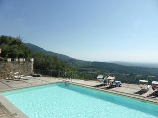 Lavanda with panoramic pool, gym, Wifi and Sauna. - Lucca vacation rentals