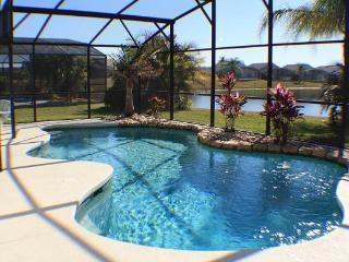 Waterfront- South Facing Villa - Peaceful Location - Kissimmee vacation rentals