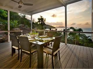 The Refuge - Beachfront Villa on Tortola, BVI - Road Town vacation rentals