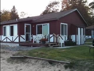 2 Bedroom, Beach Front Cottage on Lake Huron (#7) - Oscoda vacation rentals