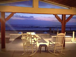 Little Blue Beach House Vacation Rental - Oceanside vacation rentals
