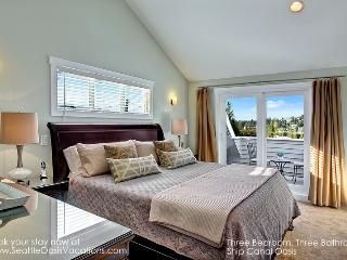 3 Bedroom 3 Bath Ship Canal Oasis - Seattle Metro Area vacation rentals
