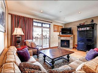 Lovely Views of Ski Slopes - Close to Bike Path & Golf Course (13385) - Breckenridge vacation rentals