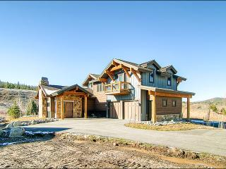 Luxury Townhome - Situated Next to the Blue River (5563) - Breckenridge vacation rentals